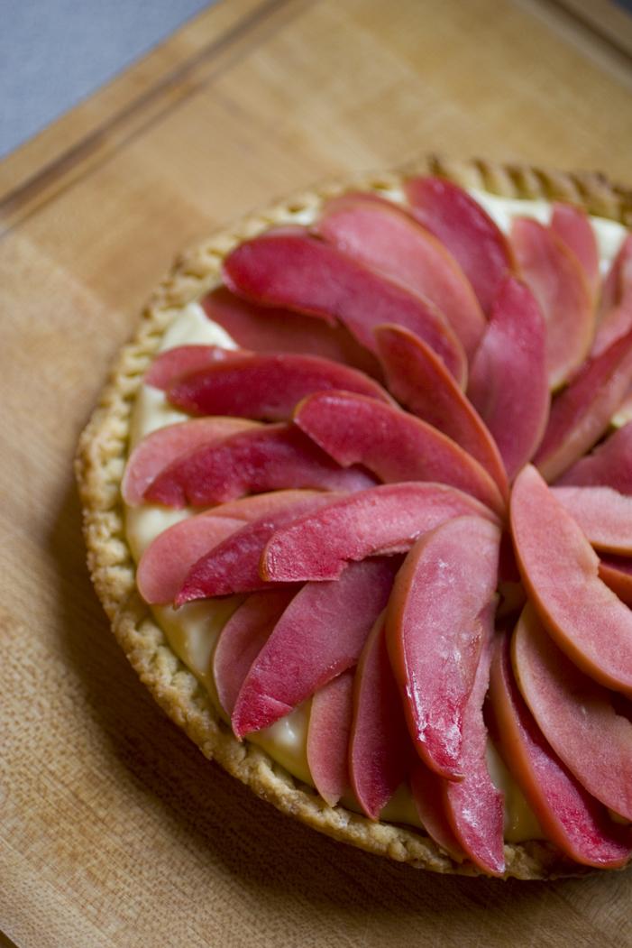 Mountain Rose Apple Tart | EatingForEva - 520.7KB